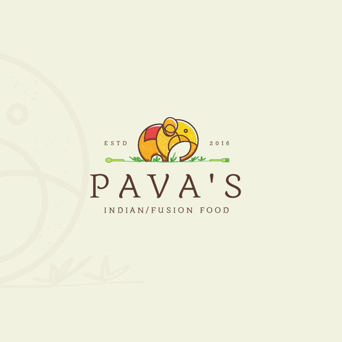 Pava's logo