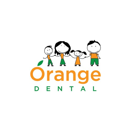 a fun, eye catching logo for a new dental office