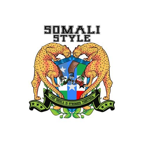 Somalia style