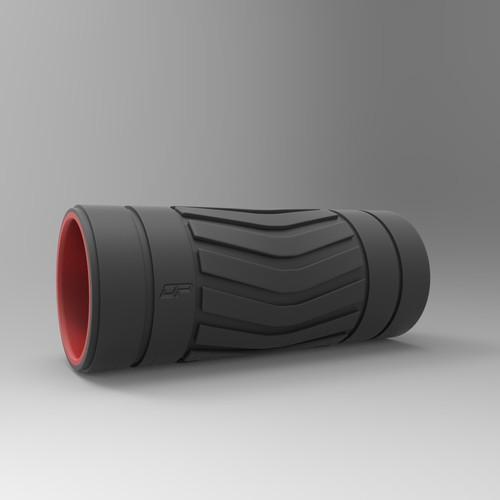 design for a foam roller