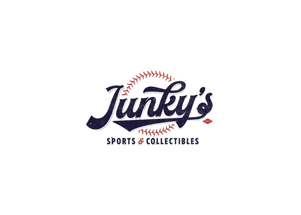Junky's LOGO contest (think vintage/artisan, timeless, sports)