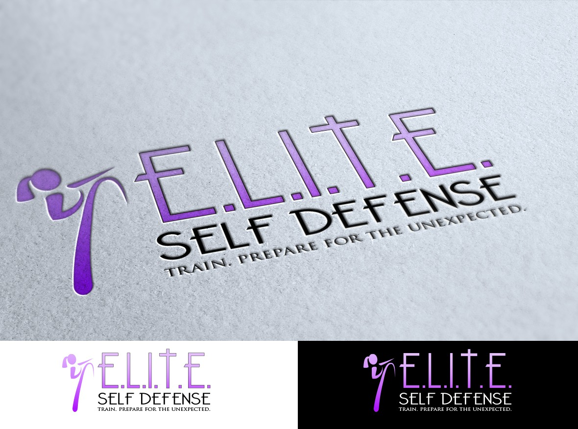 Help E.L.I.T.E. Self Defense with a new logo