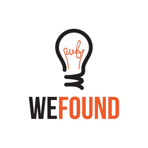 Logo for company We Found