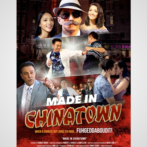 Movie Made in Chinatown
