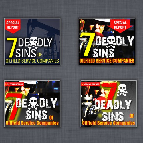 7 Deadly Sins Oil & Gas Banner Ad