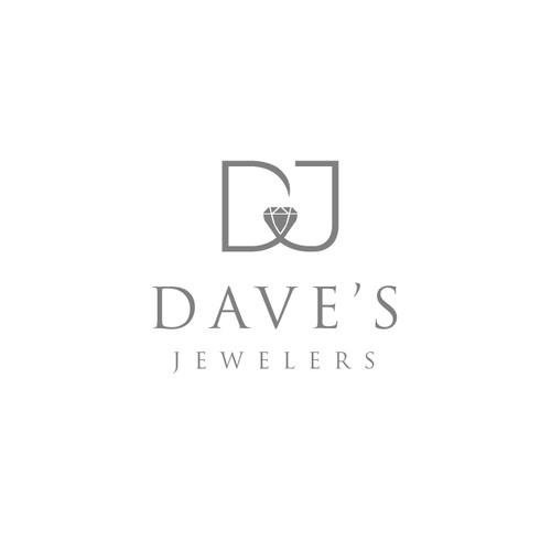 logo dave jewelers
