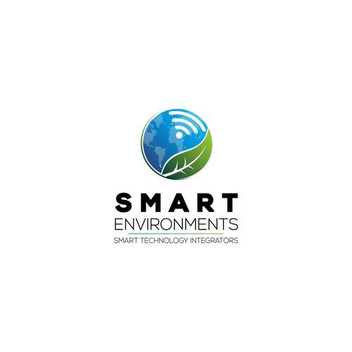 Logo for Smart Environments