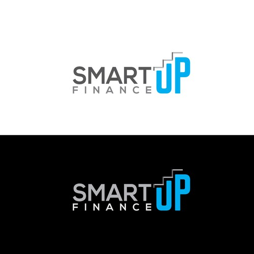 Smart Up logo Design