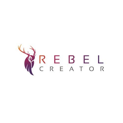 Rebel Creator Logo
