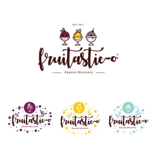 Logo concept for Fruitastic-O