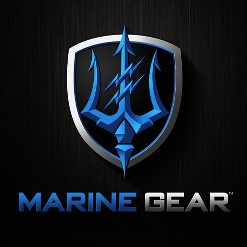 Logo design for Marine Gear