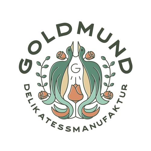 Logo for delicatessen maker