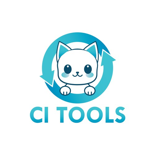 Logo design for CI Tools