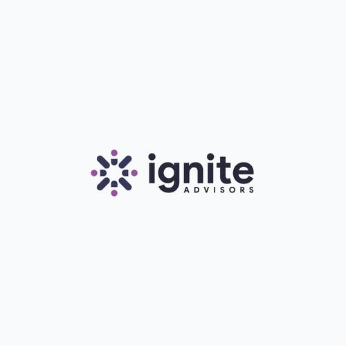 Ignite Advisors - Logo Concept