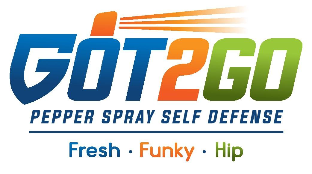 pepper spray logo design needed for product.