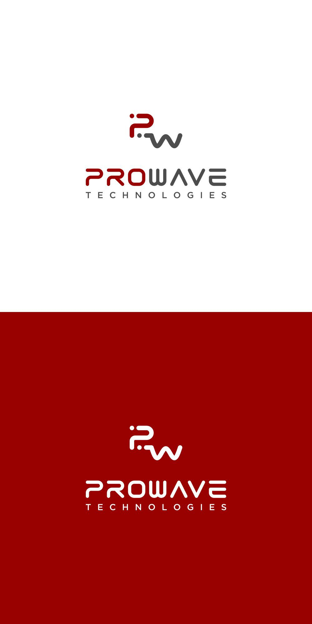 Create an AWESOME logo for Prowave Technologies!!