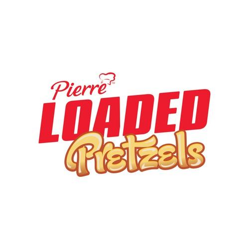 Winning Design for Loaded Pretzel logo