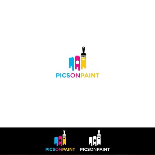 PicsOnPaint