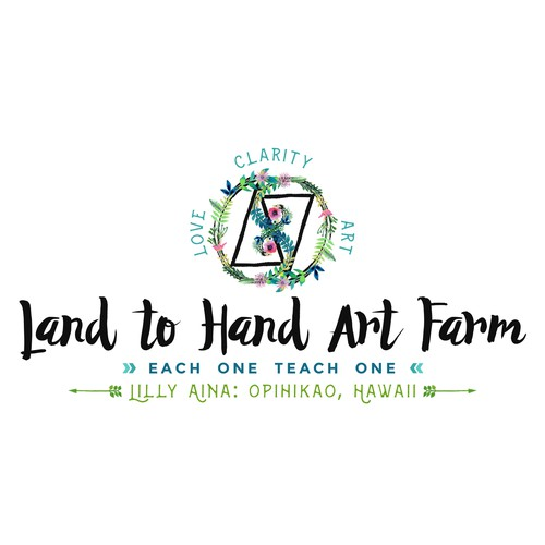 Hippie Art Farm Logo