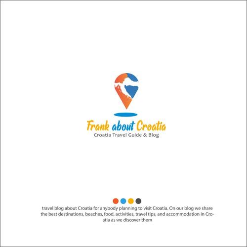 Frank About Croatia travel logo