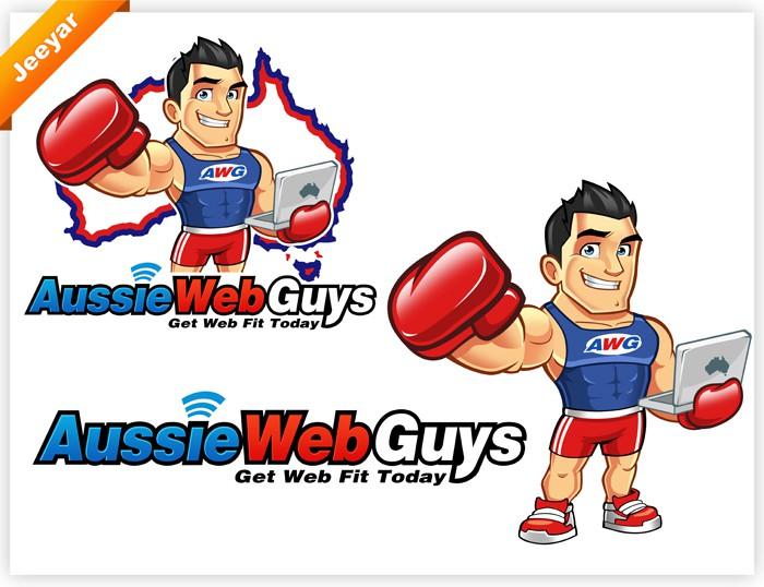 Help Aussie Web Guys with a new logo