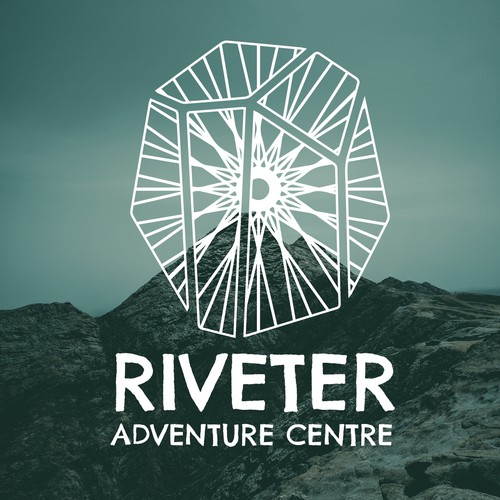 Bold & Abstract Logo for Adventure Centre