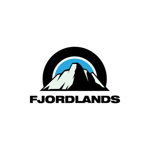 Logo Concept for Fjordlands