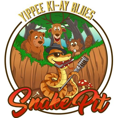 Snake pit - yipee ki ay blues
