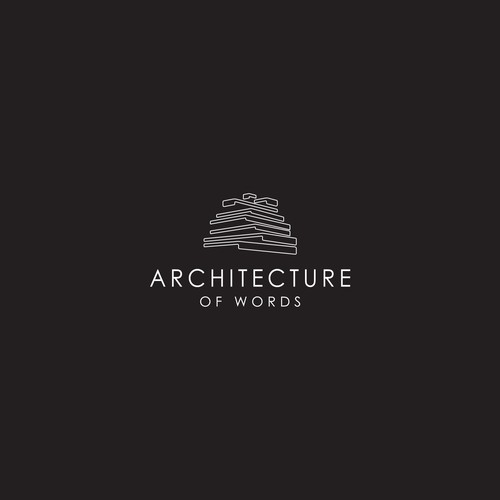 logo for architecture of words