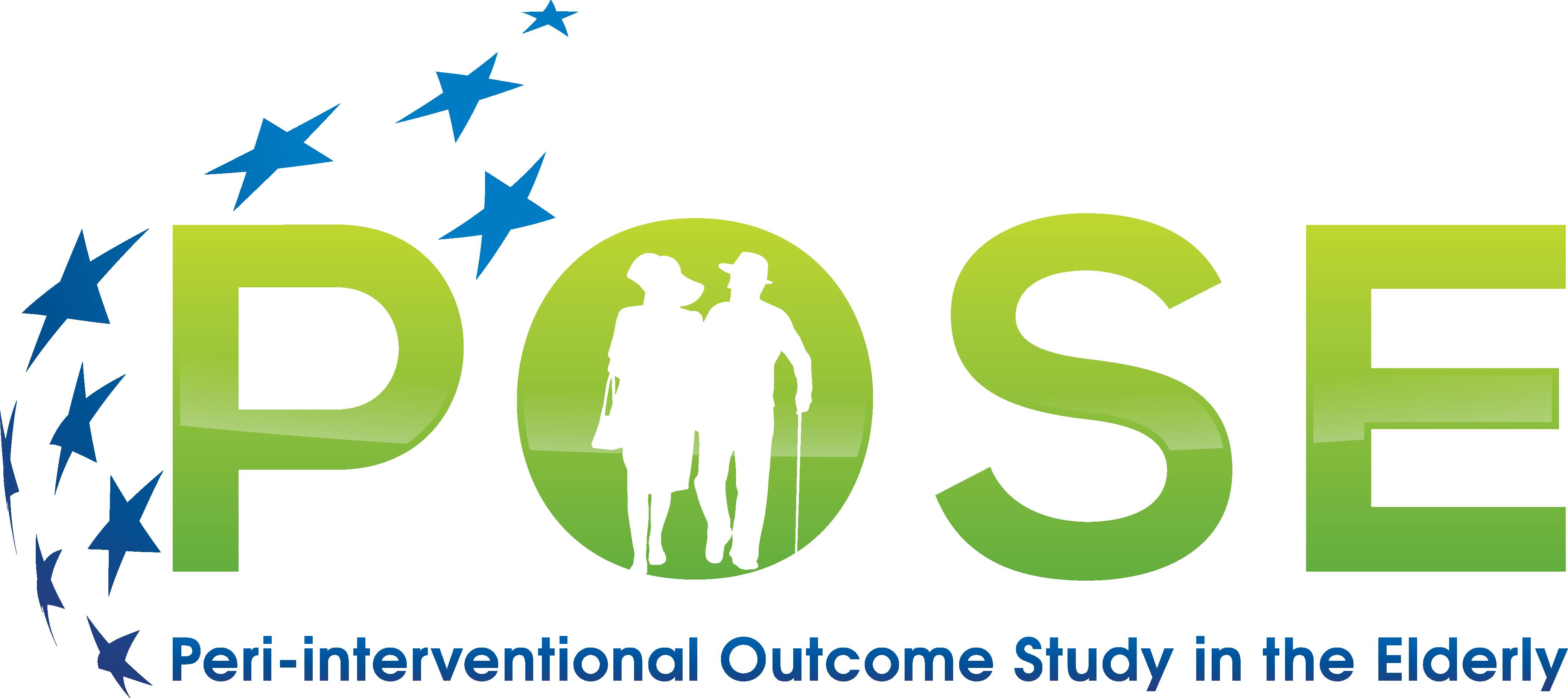 Logo for an European clinical study