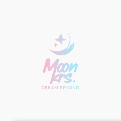 Concept de logo Moonkrs