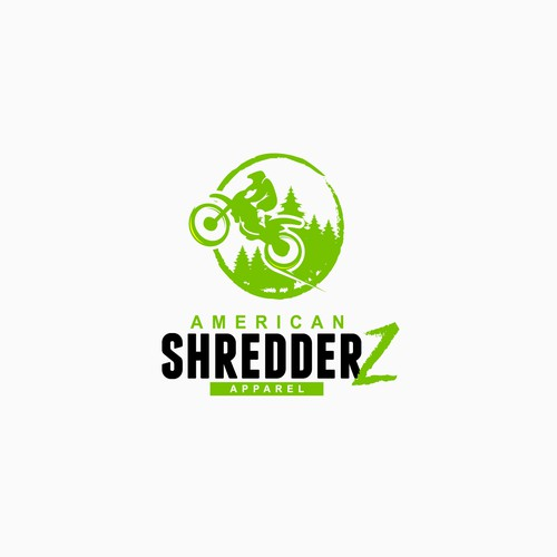Logo for American Shredderz Apparel