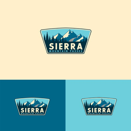 SIERRA Mountain Logo Design Contest Entry