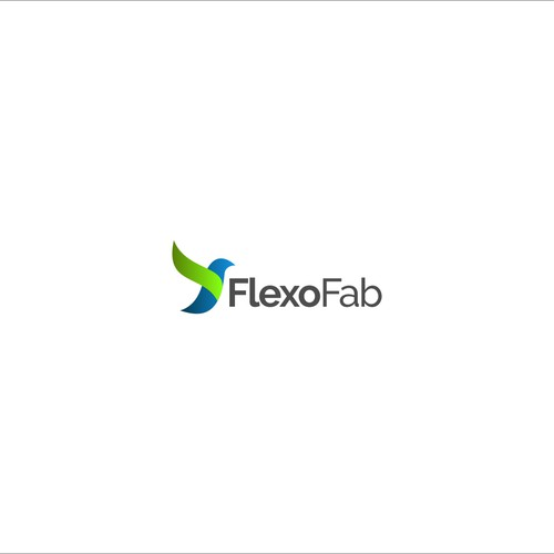logo for flexo fab