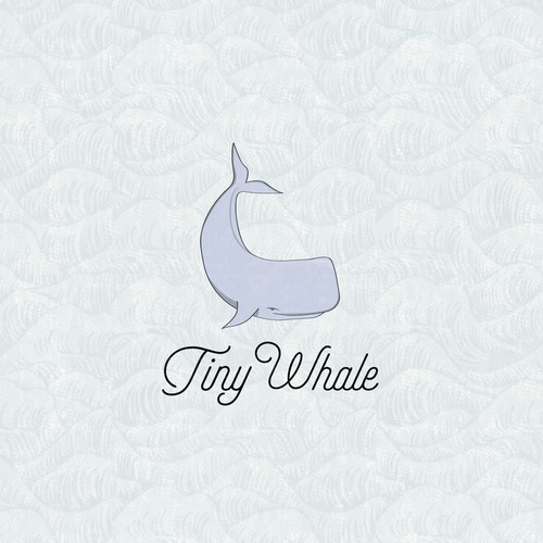 Tiny Whale Surf Lodge logo