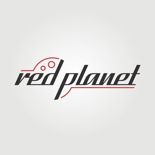 "Logo Design for Streetwear Brand ""Red Planet"""