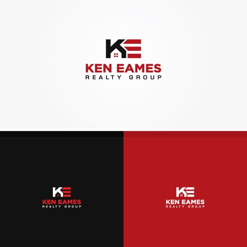 Logo Design For Ken Eames Realty Group