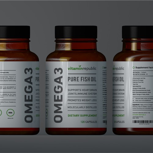 Vitamin Republic packaging contest