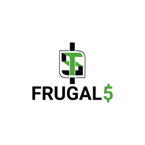 Frugal5.com Needs an Expensive Logo