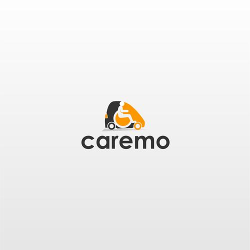 Caremo logo concept