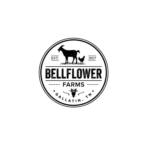logo for Bellflower Farms