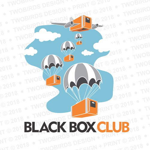 Logo Design for Subscription Mail Box Service