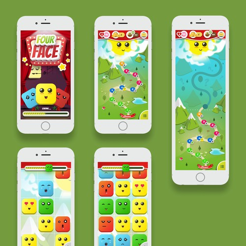 APP Design for a Game