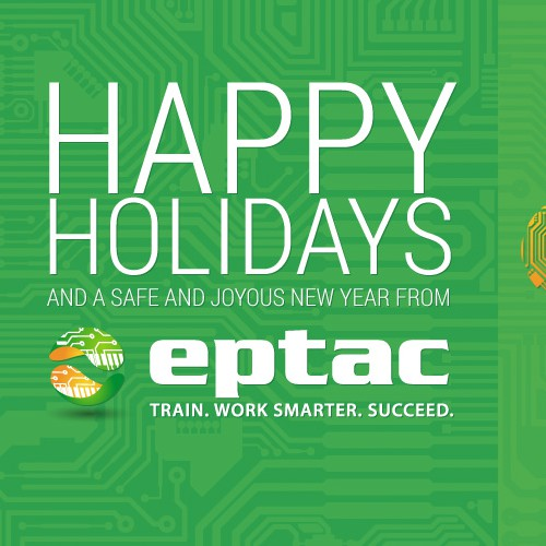 Be creative and design a simple, clean holiday eCard for our company!