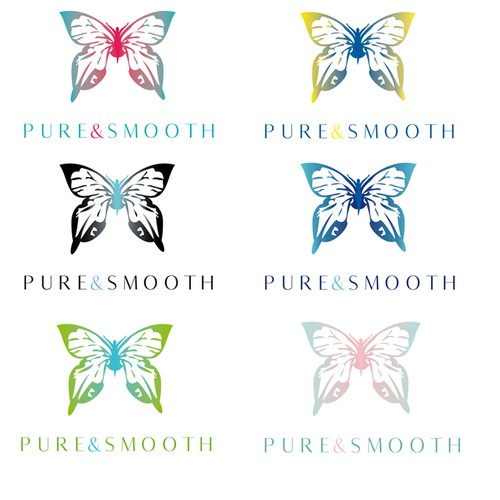 Beauty and health products logo