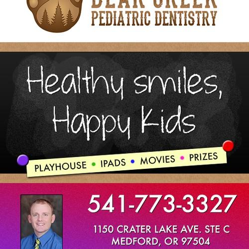 Flyer for Dentist