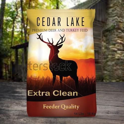 Cedar Lake Wild Life Feed