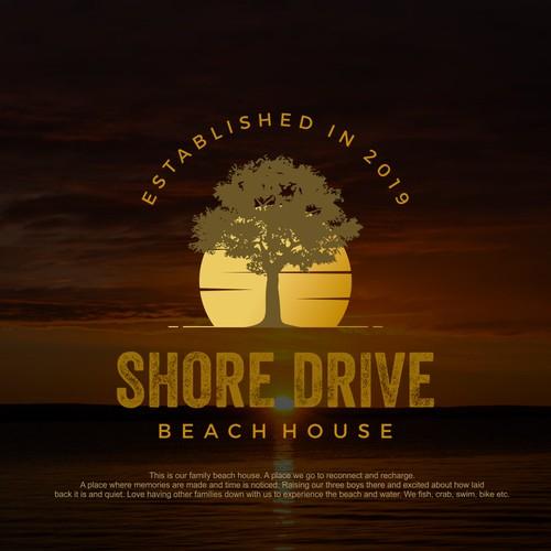 Shore Drive beach house