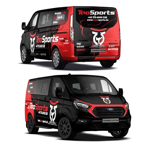 Van Design Tao Sports Self Protection Munich