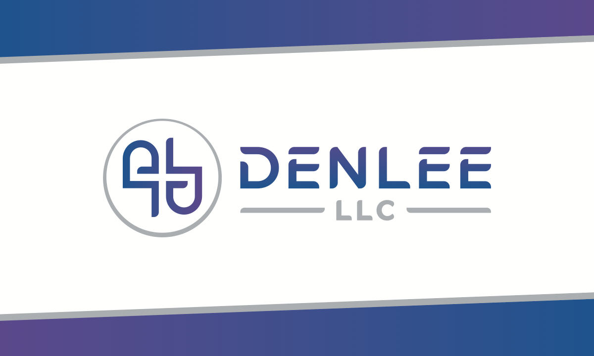Denlee LLC logo package